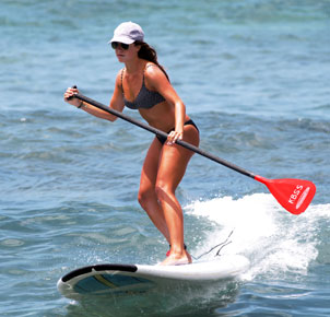 Kona Stand Up Paddle Board Rentals