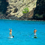 Big Island Stand Up Paddle Boarding Lesson