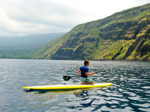 Get Stand Up Paddle Board in Kona