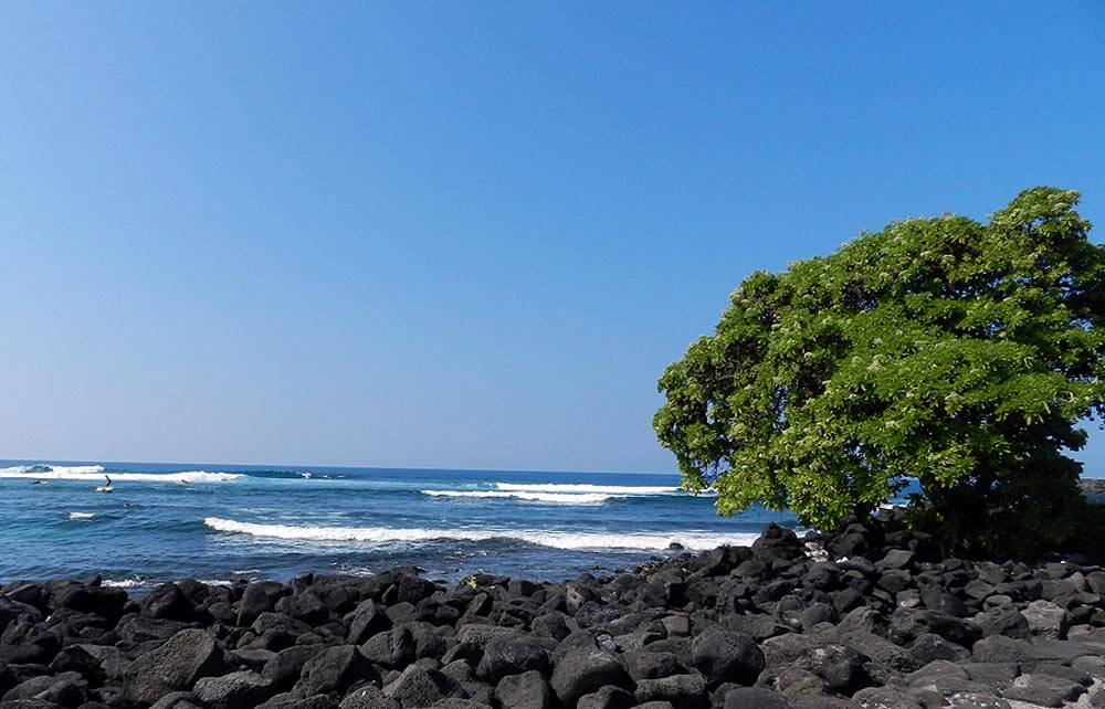 Surf Locations on the Big Island